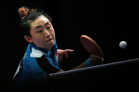 Feng wins gold of 'special significance'