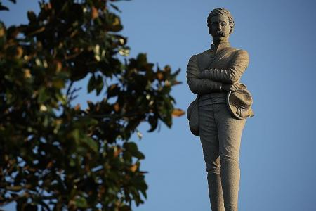 Majority in US poll want to keep Confederate monuments