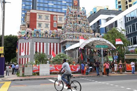 Iconic temple under probe