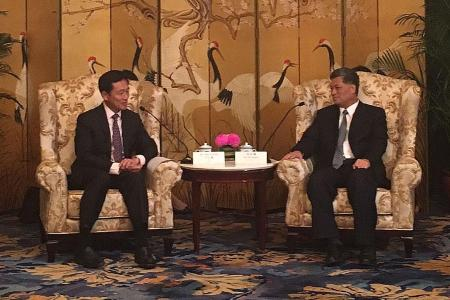 Singapore companies seal deals for projects in Guangdong