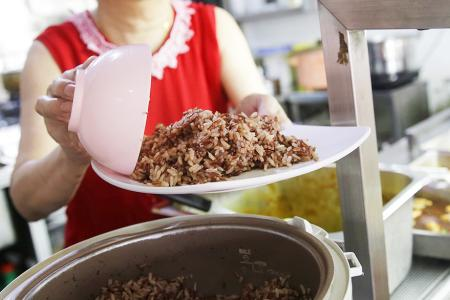 FairPrice, Sheng Siong offer deals on healthier rice