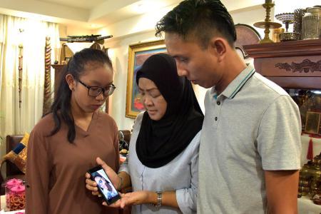 Two Singaporean men detained in Abu Dhabi