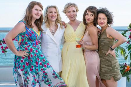 Movie Review: Rough Night a rough ride