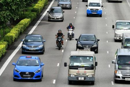 COE prices down, hit 3-year low for motorcycles
