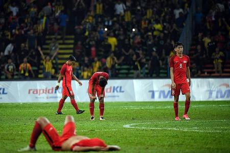 FAS chief vows to find solutions to lift Singapore football