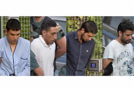 Barcelona van attackers planned to bomb churches or monuments