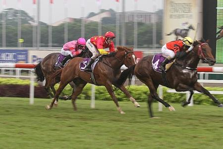 Mystic Master to weave his magic in the third race