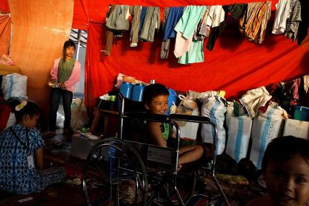 'Humanitarian catastrophe' in Mindanao