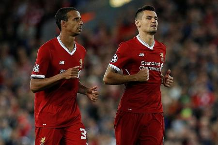 Neil Humphreys: How Reds can survive Champions League