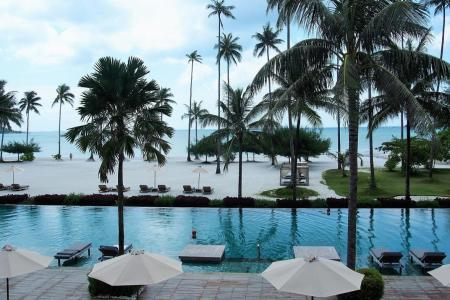 Live like a VIP at ultra-luxe The Sanchaya in Bintan
