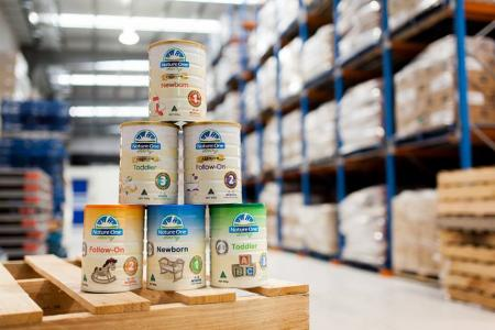 Sheng Siong launches Australian formula milk range selling for under $30 a tin
