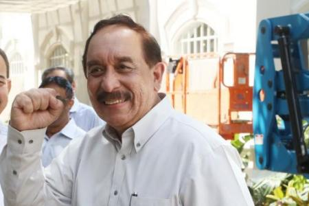 Farid Khan second candidate to submit papers