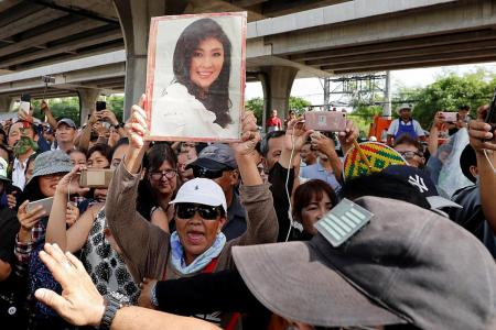 Yingluck 'has fled the country'