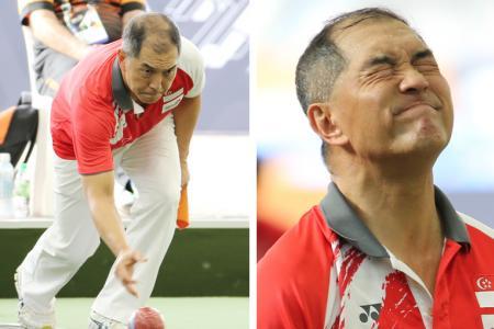 Lee Yuan Min, Singapore's oldest SEA Games medallist