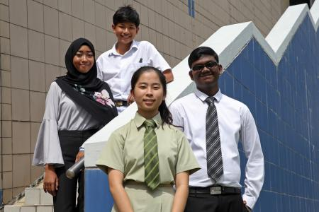 Students rewarded for boost in grades