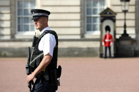 Second man arrested overBuckingham Palace sword attack