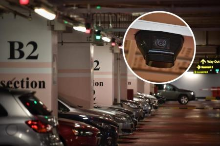 Forgot where you parked? Changi Airport's got you covered