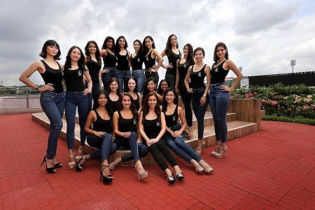 Miss Universe Singapore contestants revealed