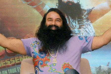 Indian guru jailed 10 years for raping devotees