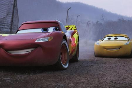 Movie Review: Cars 3 (PG)
