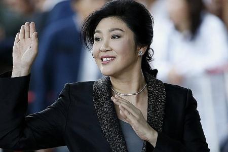 No plan to revoke Yingluck's passports