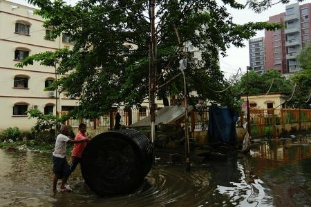 Toddlers killed in Mumbai flood