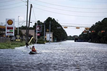 44 feared killed, a million displaced by Harvey