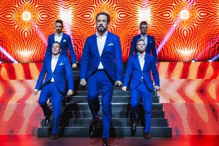 Backstreet Boys return to play National Stadium in October