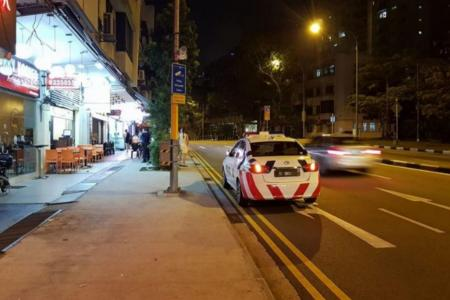 Police officer accused of illegally parking to buy prata was attending urgent case