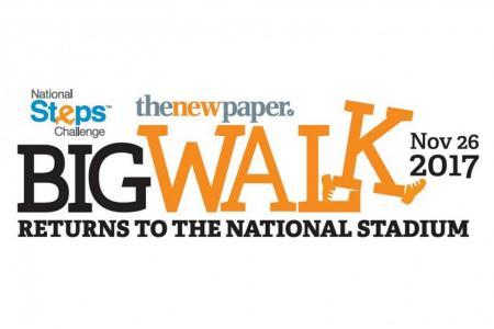 TNP Big Walk returns to National Stadium after more than a decade