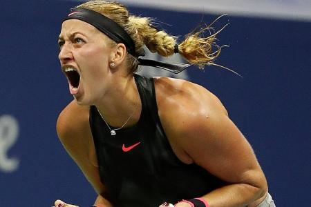 Kvitova taking one match at a time