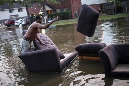 Texas Governor: Harvey more costly than Katrina or Sandy