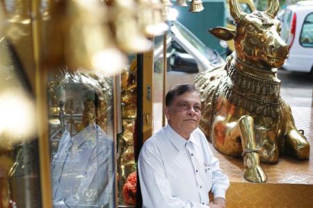 Hindu practices given respectful modern tweaks