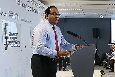 Iswaran: Going digital will help SMEs be competitive