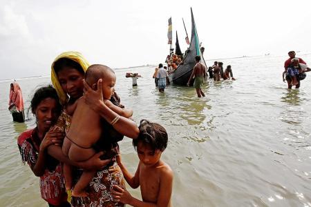 Suu Kyi slams 'misinformation'