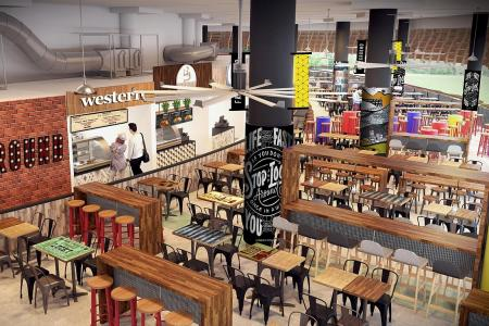 New hawker centre to have trendy twist