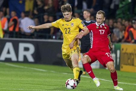 Woodburn shines for Wales again