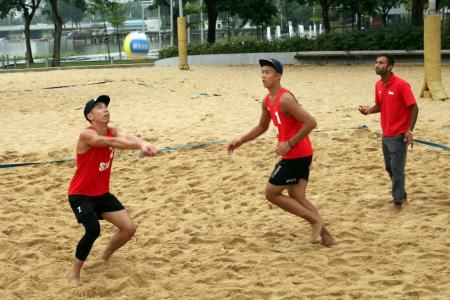 Singapore to host South-east Asian Beach Volleyball Championships