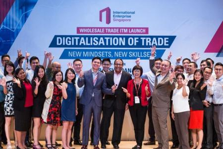 Wholesale trade sector to go digital