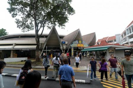 On the trail of Tampines' past