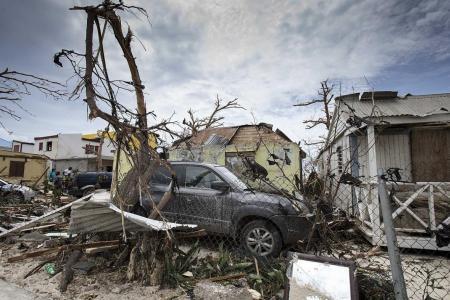 Fuel shortage, traffic jams as Floridians flee before Hurricane Irma strikes