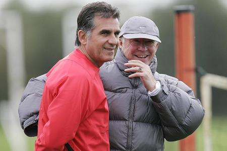 Queiroz: United have lost their heritage