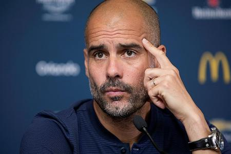 Neil Humphreys: Find a settled first XI, Pep