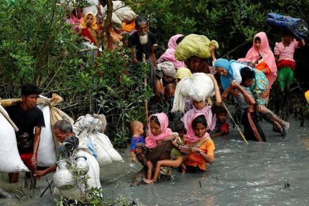 Rohingya crisis sparks response