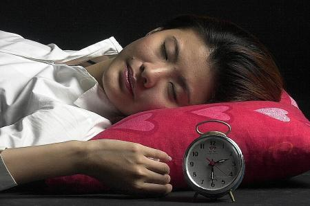 Behavioural therapy can help insomniacs