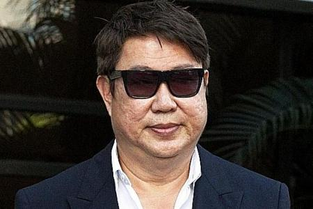 Kong Hee's Sentosa penthouse up for sale again - at $11.5m