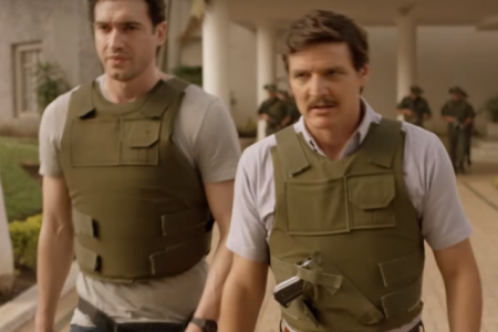 Meet the new DEA agents in Narcos