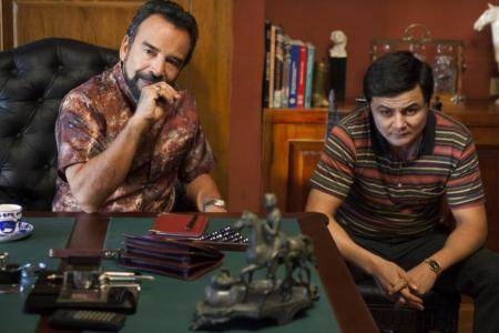 Narcos' Cali drug lords are best friends in real life