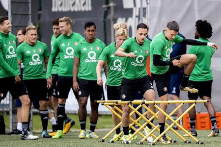 Feyenoord fired up for City challenge