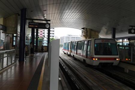 Khaw: Bukit Panjang LRT built as an 'afterthought'